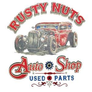 Sweat rusty nuts
