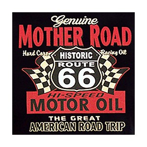 Sweat the great mother road