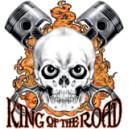 Sweat zippé king of the road