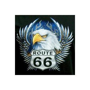 Logo road 66.