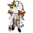 T shirt dreamcatcher wolf