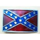 Boucle de ceinture rebel confédéré