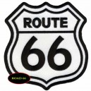 Patch, écusson route 66.