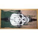 Motley Tube white skull