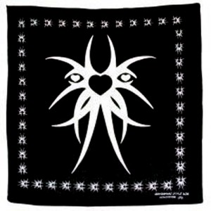 Bandana tribal.