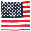 Bandana usa flag.