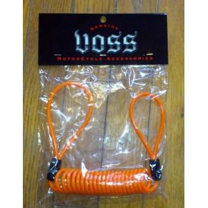 Cable de rappel pour bloc disque moto
