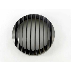 Grille de phare rough crafts noir