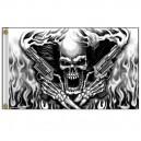 Drapeaux Assassin Skull.