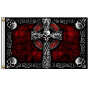 Drapeaux Celtic Cross.