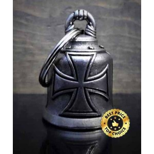 Guardian bell iron cross.