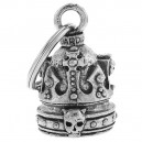 Guardian bell crown of skulls.