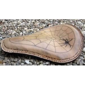 Selle cuir spider