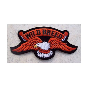 Patch, wild breed.