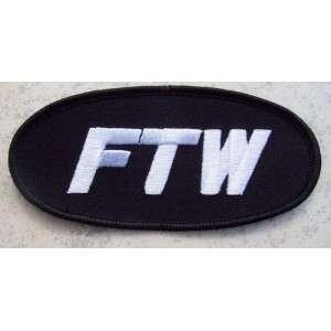 Patch, FTW.