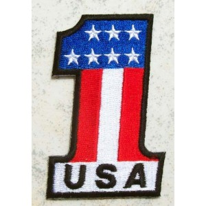 Patch, one pourcent USA.