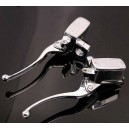 Kit hydraulique frein maîtres cylindres et embrayage.