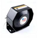 Speaker seul 200 Watts noir ultra slim