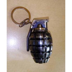 Porte clés grenade