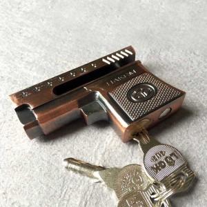 bloque disque pistolet