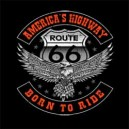 T shirt born to ride