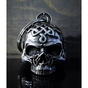 Guardian bell celtic skull