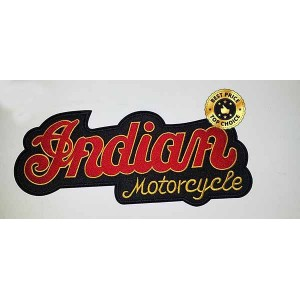 Patch, indian motorcycle