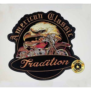 Patch, american tradition