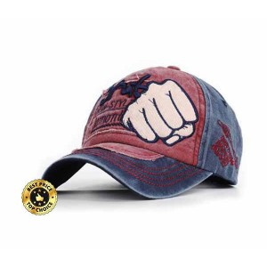 Casquette vintage poing