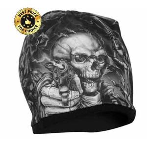 Beanies guns skull