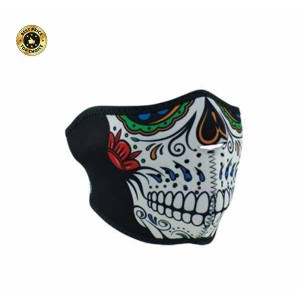 Face masque skull muerte
