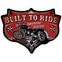 Patch, buit to ride