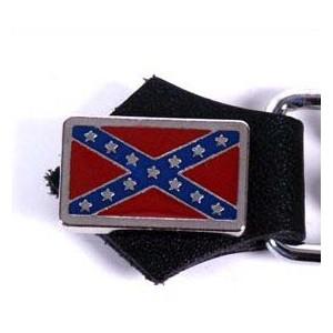 Chaine de gilet drapeaux confédéré.
