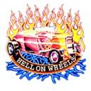 T shirt hell on wheels