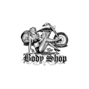 T shirt body shop