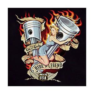 T shirt bad to the bone