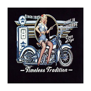 T shirt timeless tradition