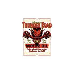 T shirt thunder road devil