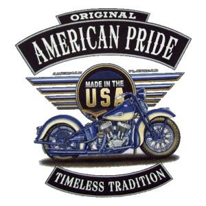 Débardeur american pride usa original