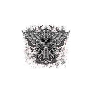 Débardeur angel skull