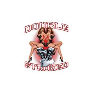 Débardeur double stroked