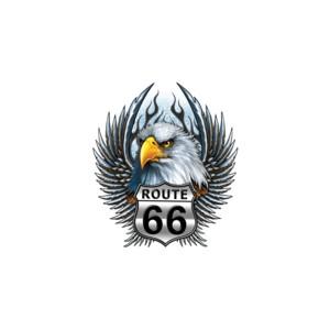 Débardeur road 66 eagle