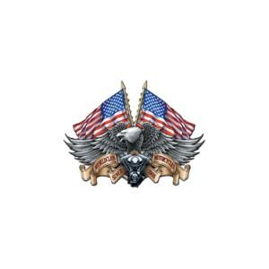 Débardeur american banner