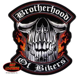 Patch Brotherhood of Bikers