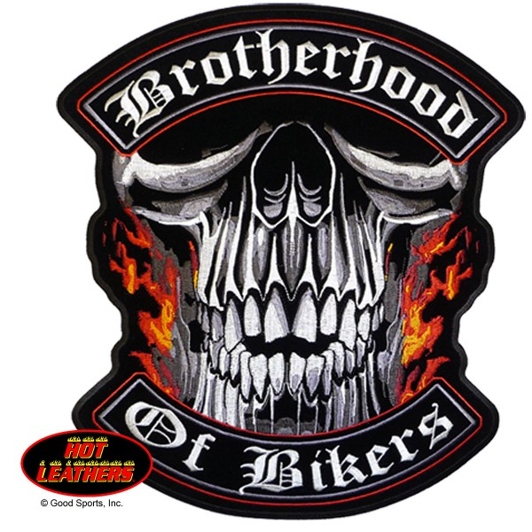 Accessoires de Bikers - Page 2 Patch-brotherhood-of-bikers-accessoires-motard