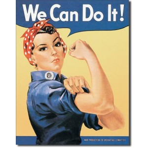Plaque metal decorative we can do it !