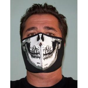 Face masque skull.