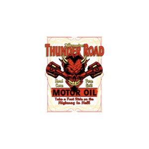 Sweat thunder road devil