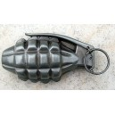 Boucle ceinture grenade.