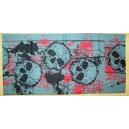 Motley Tube four skulls